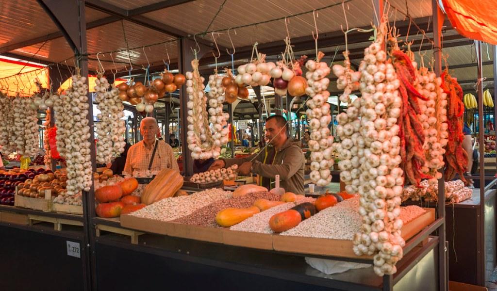 The Belgrade Green Market