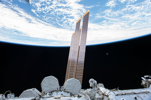 Spacewalker Randy Bresnik
