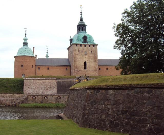 Kalmar Castle by bryandkeith on flickr