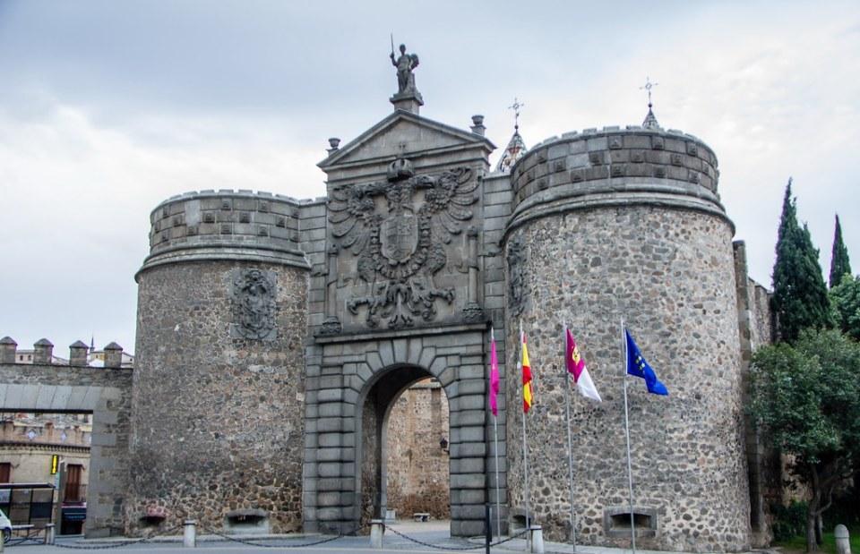 Puerta Bisagra de Toledo 02