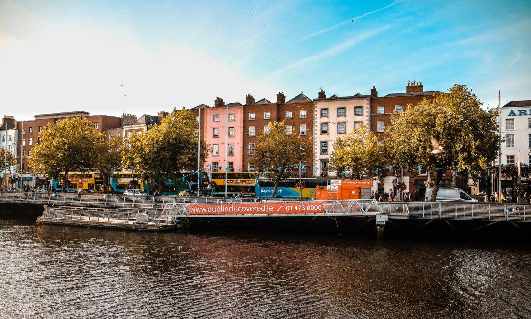 Dublino in autunno