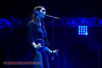 Banks @ Pemberton Music Festival - July 17th 2015