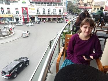 On our last day in Vietnam