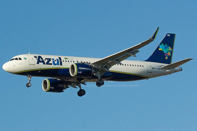 Azul - Aibus A320Neo - PR-YRB