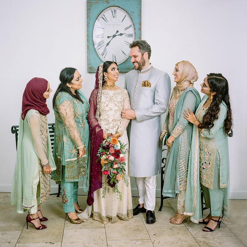 Mamiya 6 Wedding