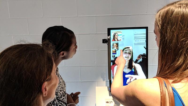 Mozilla Glass Room