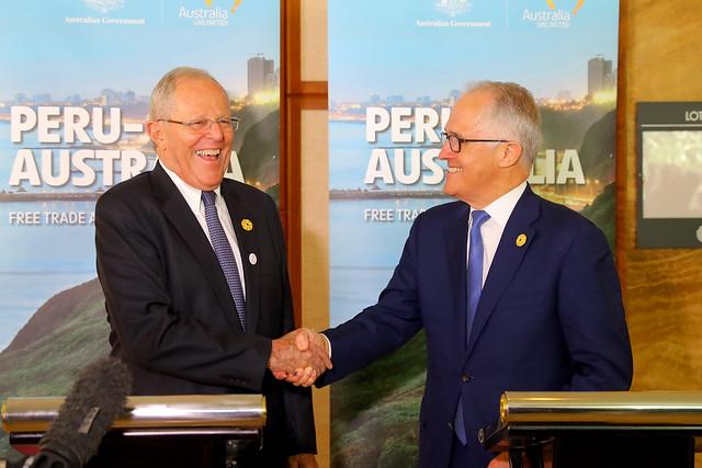 BILATERAL CON AUSTRALIA