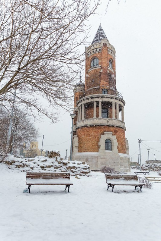 First snow 2017