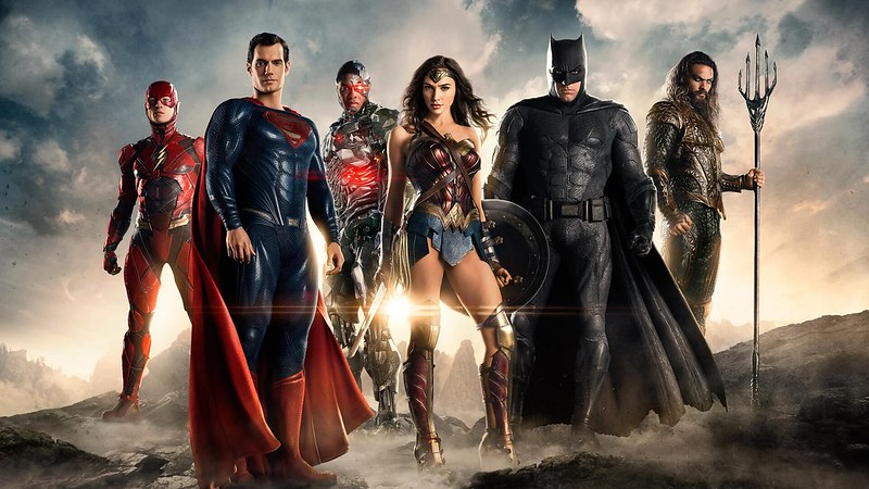 Film Fallout Podcast #88 - Blade of the Justice League