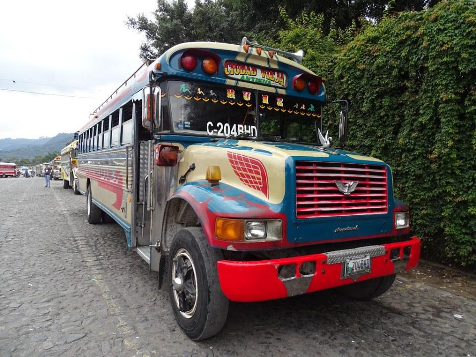 Antigua camionetas Guatemala 09