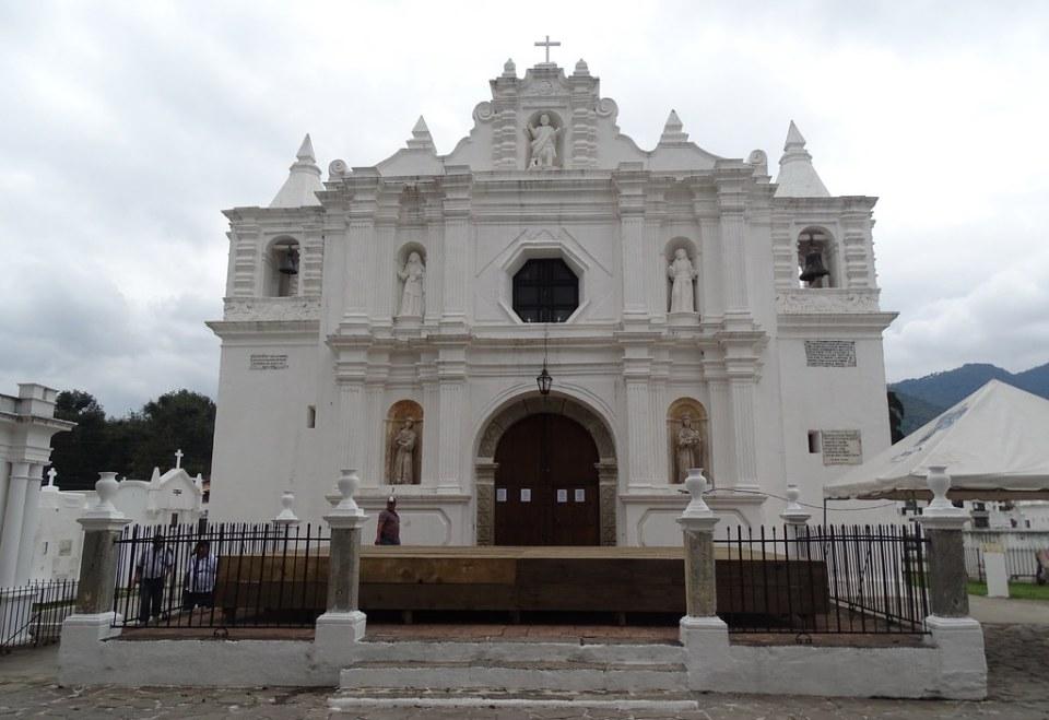 Ermita iglesia y cementerio de San Lázaro Antigua Guatemala 06