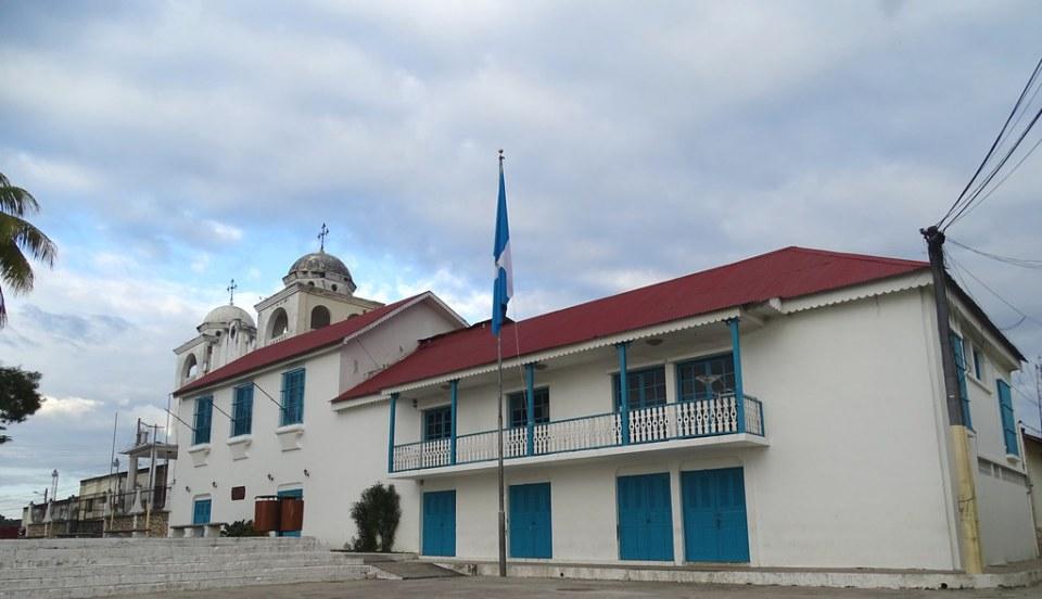 Ayuntamiento y Catedral Nuestra Señora de los Remedios y San Pablo Itzá de Flores Guatemala 11