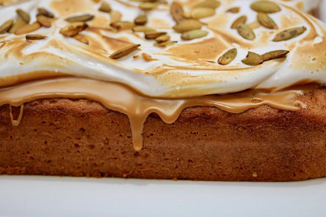 Pumpkin & Cookie Butter Sheet Cake - 36