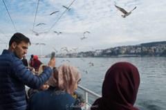 Povratak u Istanbul sa Prinčevskih otoka