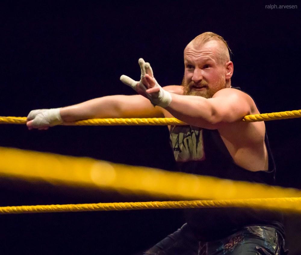 WWE NXT in Cedar Park, Texas (Undisputed, SAnitY, 2017-11-16)