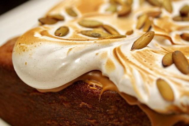 Pumpkin & Cookie Butter Sheet Cake - 33
