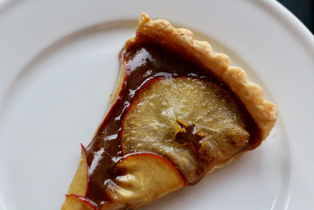 Apple-Maple Tart - 42