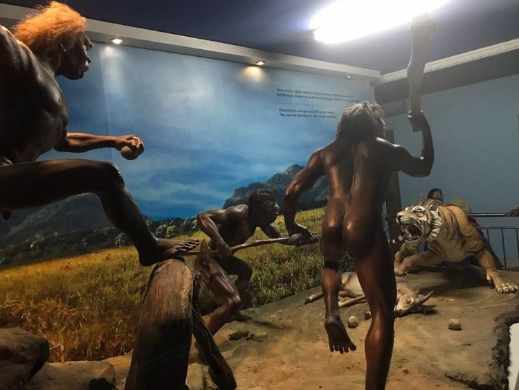 Sangiran Museum Diorama