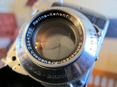 Kodak Retina IIa