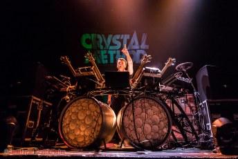 Scott Kirkland of The Crystal Method