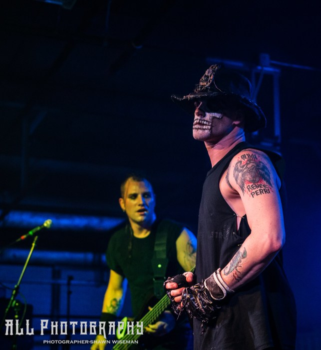 Michale Graves - Dayton Ohio - 12-21-17