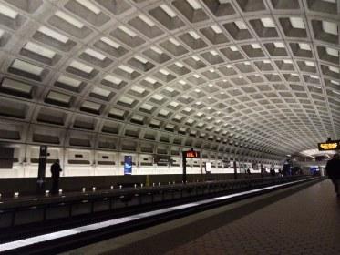 McPherson Metro Station