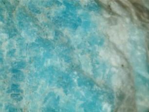 Mineral: Amazonita