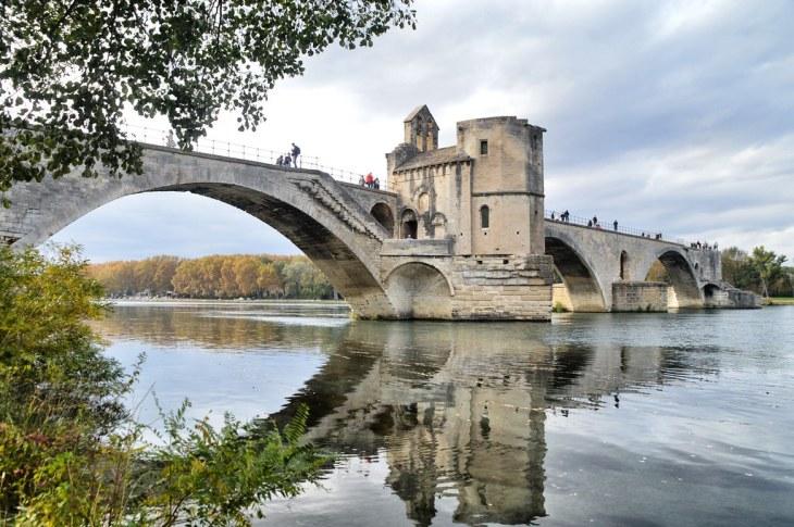 Pont d'Avignon. Provence, France   # #pont #avignon #provenc…   Flickr