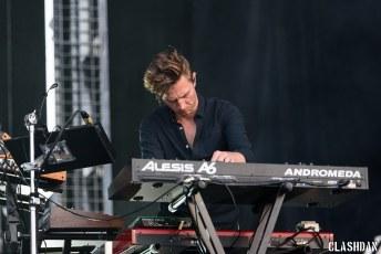 Nick Murphy @ Shaky Knees Music Festival, Atlanta GA 2017