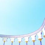 Ornamen Kaligrafi yang Indah