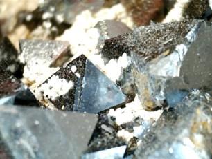 Mineral: Magnetita
