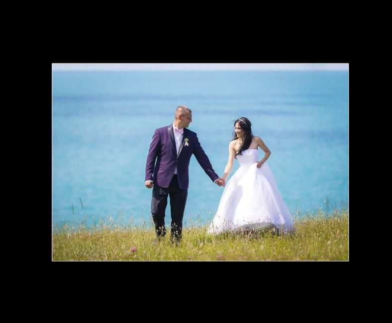 Сватбен албум на Криси и Петър