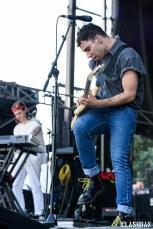 Bleachers @ Shaky Knees Music Festival, Atlanta GA 2017