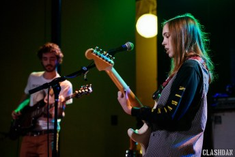 Soccer Mommy @ Kings in Raleigh NC on February 17th 2018