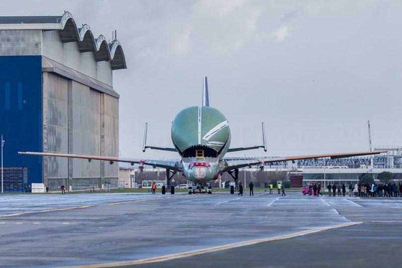 Airbus A330 Beluga XL