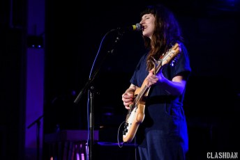 Waxahatchee @ The Lincoln Theatre in Raleigh NC on May 1st 2017