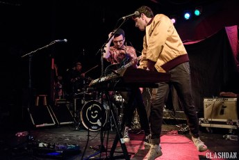 Courtship @ Cat's Cradle in Carrboro NC on January 15th 2018