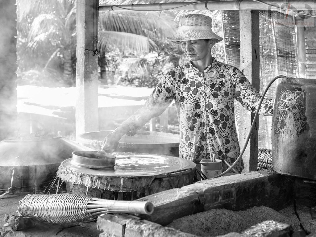 Pan de arroz - Fidel - AFN