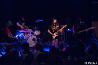Cherry Glazerr @ Cats Cradle Back Room in Carrboro NC on March 29th 2017