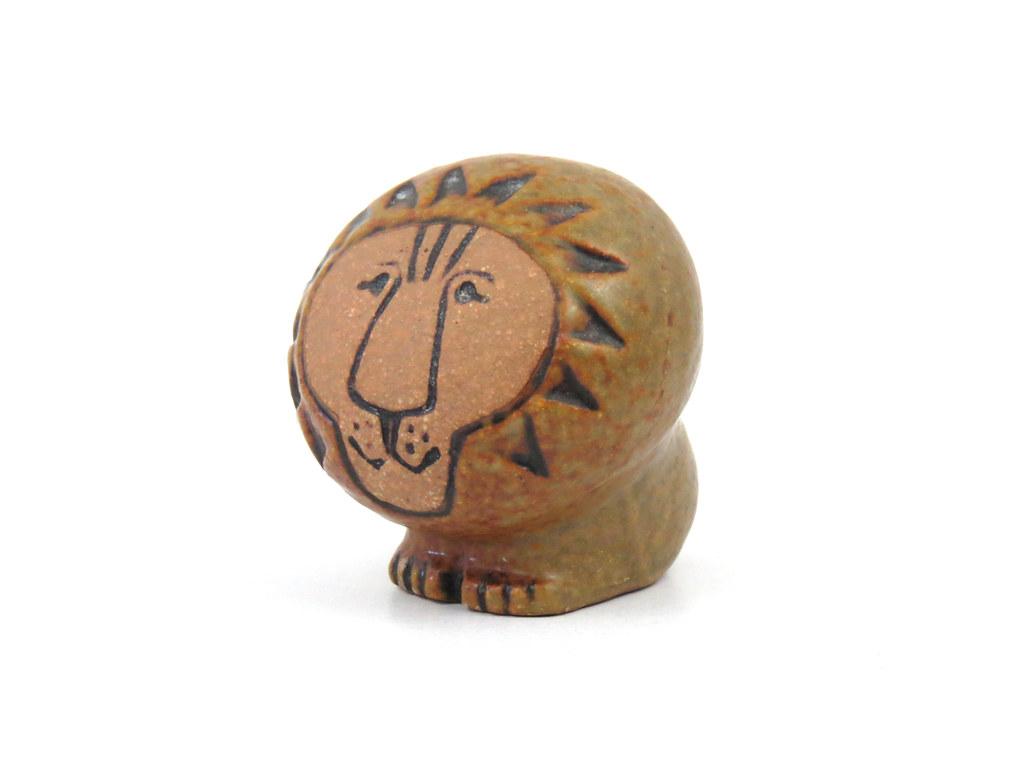 Lisa Larson Miniature Lion
