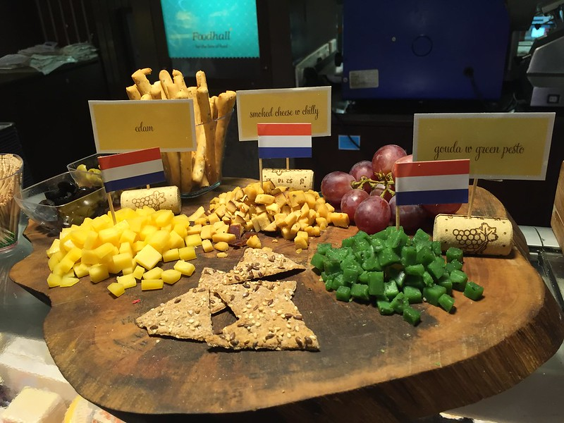 Dutch festival, Foodhall