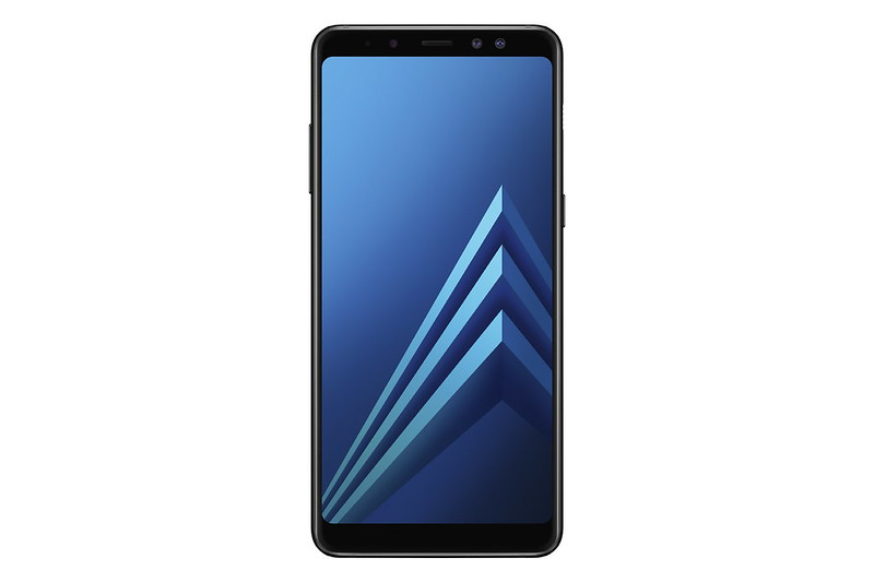 Galaxy A8 (2018) 產品照1