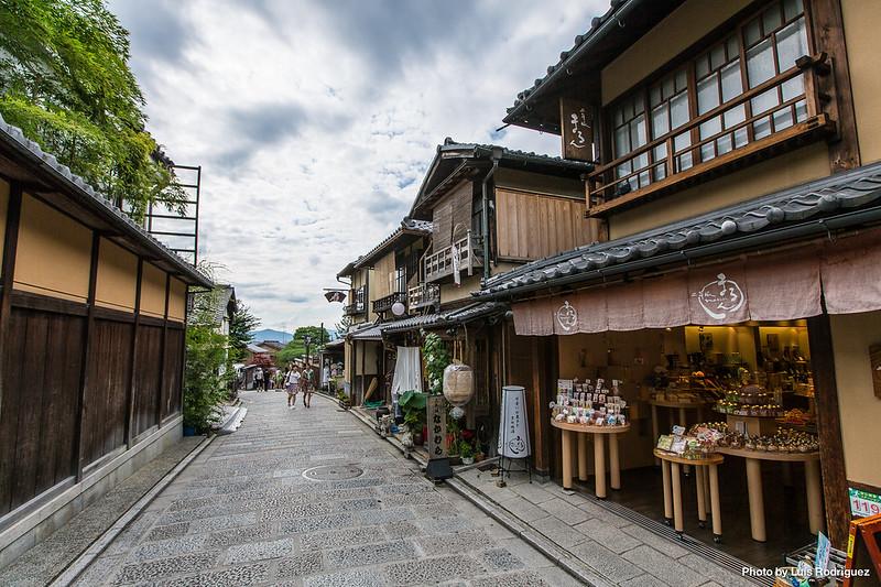 Rues d'Higashiyama