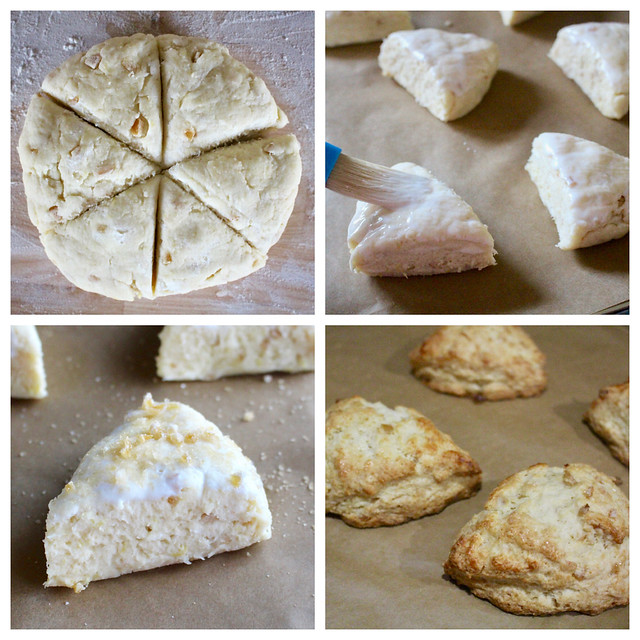 Sour Lemon Scones - 27