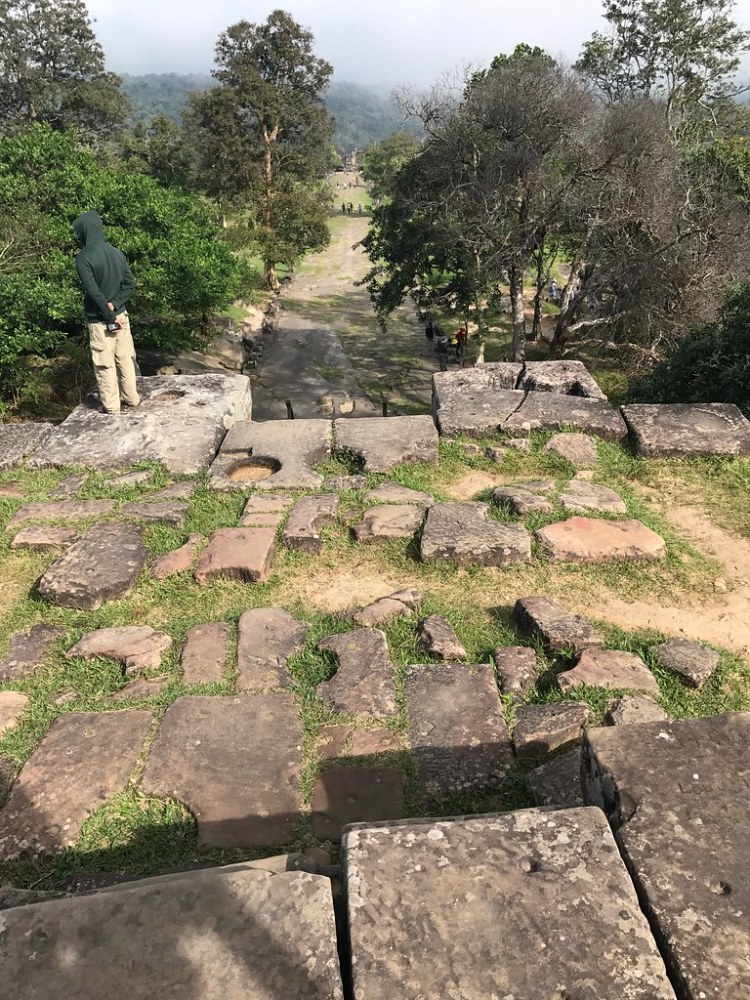 Temple of Preah Vihear, Cambodia