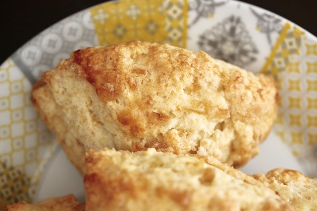 Sour Lemon Scones - 21