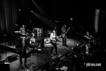 Current Swell + Jesse Roper @ Flames Central - December 11th 2015