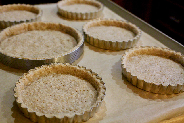 Butterscotch Pudding Tarts - 19