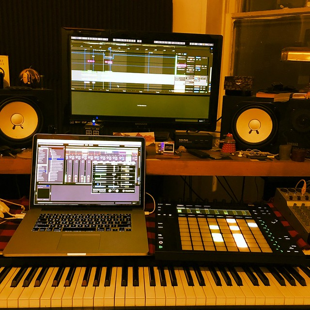 Mix session: Ableton in full effect