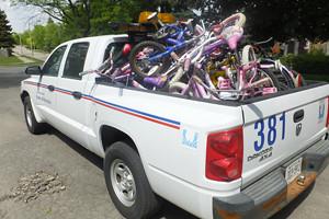 2015 14 Brampton pickup donations for BikeWrx_300